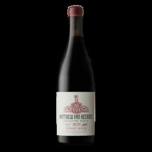 Matthew Van Heerden Pinot Noir 2019